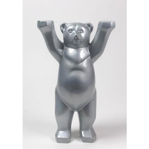Buddy Bär Silber