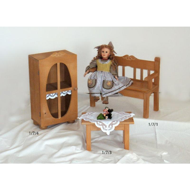 bank rechts im bild puppenwagen puppenstube im nikolaiviertel. Black Bedroom Furniture Sets. Home Design Ideas