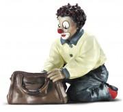 Gilde Clown Naseweis Artikelnummer: 10116 Höhe: 10 cm Länge: 13 cm Figur des Jahres: 2001