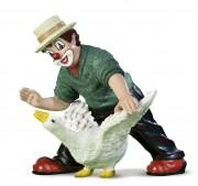 Gilde Clown Hans im Glück 2013 Artikelnummer: 10197 Höhe: 10 cm Länge: 12 cm Limitierung: 3.000 Stück weltweit