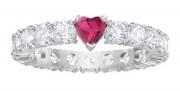 50 % Sale Swarovski Ring Größe 52 , 5412016, Dmenring, Fingerring, 9009654120165