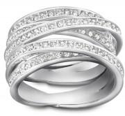 50 % Sale Swarovski Spiral Damenring Fingering Modell ,1156304 EAN: 900911563046, Ringgröße  52