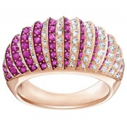 50 % Sale Swarovski Damen-Ring LUXURY Größe 55 Innenmaß: 17.5 mm Art.Nr. 5396810 EAN: 9009653958103 Swarovski Kristalle Farbe: roségold,