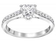 50 % Sale Swarovski ATTRACT Ring 5142736 Größe 55 innenmaß 17,5 mm 9009651427366