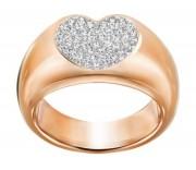 50 % Sale Swarovski Even Wide Ring 5190066 Größe 55 9009651900661