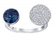 50 % Sale Swarovski  Forward Ring 5257521 Größe 50 9009652575219 rhodiniert