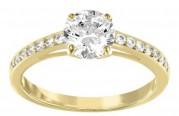 50 % Sale Swarovski  Attract Round Ring 5139635 Größe 50 9009651396358