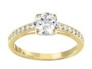 50 % Sale Swarovski  Attract Round Ring 5140108 Größe 60  Innendurchmesser 19,1 mm , 9009651401083