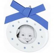 30,%, Sale, Swarovski Baby Bilderrahmen Light Sapphire Baby Picture Frame Light Sapphire Artikel Nr. 5049485 EAN: 9009650494857