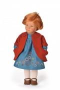 Puppenkleidung Valentina Größe: 35 cm Käthe Kruse Puppenkleid ohne Puppe Artikelnummer: 0135908