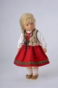 Puppe 35H Irmi Größe: 35 cm Käthe Kruse Sammlerpuppe Klassikpuppe Spielpuppe Artikelnummer: 0135953  Alter: ab -1 Monaten