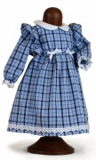 Zeitloses Puppenkleid Größe: 47 cm Käthe Kruse Puppenkleid ohne Puppe Artikelnummer: 0147950  Alter: ab -1 Monaten