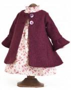 Stadtbummel Mädchen Käthe Kruse Puppenkleid Größe: 52 cm Artikelnummer: 0152955