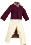 Stadtbummel Junge Größe: 52 cm  Käthe Kruse Puppenkleid Artikelnummer: 0152956