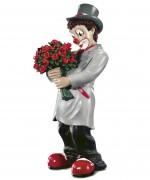 Gilde Clown Rosenstolz 2007 Artikelnummer: 10147 Höhe: 16 cm Figur des Jahres: 2007 Limitierung: 19.900 Stück weltweit