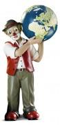 Gilde Clown Mr. Universum 2010 Artikelnummer: 10166 Höhe: 17 cm Figur des Jahres: 2010