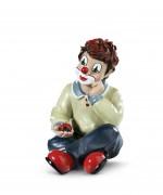 Gilde Clown Der glückliche Träumer 2010 Artikelnummer: 10174 Höhe: 8 cm Figur des Jahres: 2010
