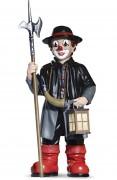 Gilde Clown Der Nachtwächter 2013 Artikelnummer: 10191 Höhe: 14 cm