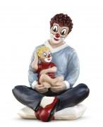Gilde Clown Der Beschützer Artikelnummer: 10247 Höhe: 11 cm Länge: 8 cm Figur des Jahres: 2018
