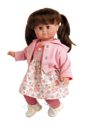 Puppe Schlummerle 37 cm Artikel-Nr.: 2037776 Fa. Schildkroet Sammlerpuppe, Klassikpuppe, Spielpuppe,