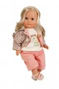 Puppe Hanni 45 cm blonde Haare, Artikel-Nr.: 3245868, Fa. Schildkroet, Spielpuppe, Sammlerpuppe , Klassikpuppe,