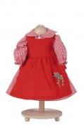 Puppenbekleidung Vichy von Käthe Kruse