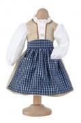 Puppenbekleidung Landhauskleid von Käthe Kruse