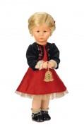 Puppenbekleidung Eleonaore ohne Häkelglocke von Käthe Kruse
