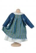 Puppenbekleidung Kleid mit Filzjacke von Käthe Kruse