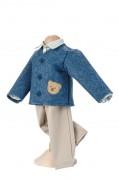 Puppenbekleidung Jacke Hose Hemd von Käthe Kruse