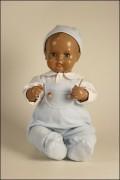Anzug für Baby Pummelchen Größe 56 cm
