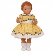 """Ursel Gr.öße 18cm  von 1954 blond """"Made in Germany""""  Artikel-Nr.: 7618284 Fa. Schildkroet"""