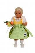 """Ursel Gr. 25 von 1954 blonde Haare """"Made in Germany""""-  Artikel-Nr.: 7725931"""