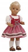 """Ursel Gr. 41 von 1941 blonde Haare """"Made in Germany""""  Artikel-Nr.: 7741550"""
