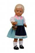 """Christel Gr. 34 blonde Haare """"Made in Germany""""  Artikel-Nr.: 9341935"""