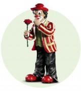 Gilde Clown Rosenkavalier (2004) Artikelnummer: 10131  Höhe 17 cm Jahreslimitierung Figur des Jahres: 2004