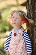 Anya 20362-50-Zwergnase Nicole Marschollek-Menzner Junior doll Spielpuppe