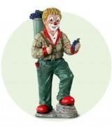 Gilde Clown Die Weinlese 2009 Artikelnummer: 10162 Höhe: 15,5 cm Figur des Jahres: 2009