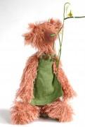 Gunnel 06832-35 Designerbär Zwergnase Nicole Marschollek Menzner limitiert 50 Stück 35 cm