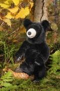 Schwarzbär, klein, 7410 limitiert 300 stück