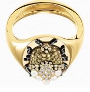 50 % Sale Swarovski Ring Größe 55. 5416785, MAGNETIC Siegel RING, 9009654167856