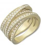 50 % Sale Swarovski Spiral Damenring Fingering Modell ,5032927 EAN: 9009650329272 Ringgröße  52