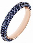 50 % Sale Swarovski Ring 5402445 Stone Mini , blau, rosé vergoldet,