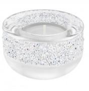 Swarovski Teelicht weiß White Crystal Candle Holder SHIMMER TEA LIGHT HOLDER 5135772