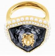 50 % Sale Swarovski MAGNETIC COCKTAIL RING, 5448774, MEHRFARBIG, VERGOLDET, Größe 60, 9009654487749