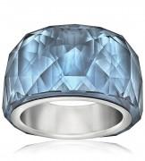 50 % Sale Swarovski Nirvana Petite Montana Blau Größe 50  5012902 Innenmaß 15,9 mm 9009650129025