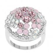 50 % Sale Swarovski  Cherie Ring 5139717 Größe 58 Rhodiniert 9009651397171