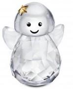 50 % Sale Swarovski Kristallfigure Schaukelnder Engel  Artikel Nr. 1054572 EAN: 9007810545722 Kristall klar  Größe: 2,8 x 3,7 cm  Christmas