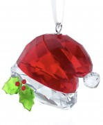 50 % Sale Swarovski NIKOLAUSMÜTZE ORNAMENT Artikelnummer: 5395978 EAN: 9009653959780 Farbe: Rot, grün , klar  Größe: 3.5 x 4 x 2.4 cm Designer: Viktoria Holzknecht Kollektion: Joyful Ornaments