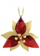 50 % Sale Swarovski  Christstern Ornament, Goldfarben Artikel Nr. 5064281 EAN: 9009650642814